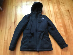 VESTE HIVER FEMME - THE NORTH FACE - HYVENT - SMALL