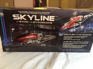 Skyline RC helicopter