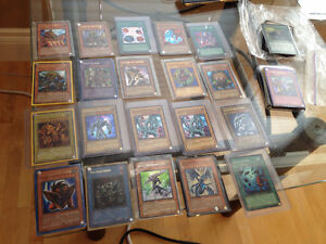 Offering various yugioh cards rares