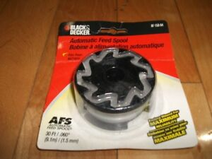 Black and Decker Automatic Feed Spool Timmer Line