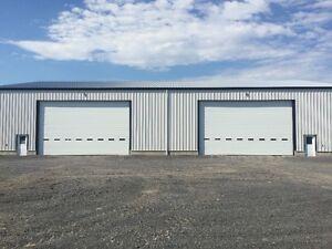 Garage doors overhead doors barn doors gate operators warehouses