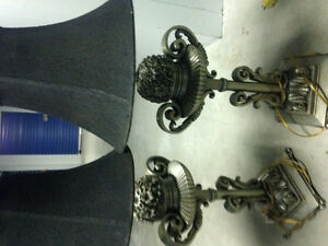 2 lamps for sale Windsor Region Ontario image 1