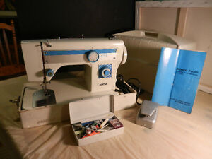 Morse Portable Sewing Mahine