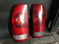 Ford Super Duty Tail Lights