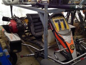 Crg and bireil go karts