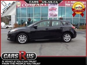 2013 Mazda MAZDA3 Sport GS-SKY FINANCE AND GET FREE WINTER TIRES