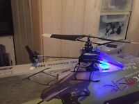 Remote control helicopter Blade msr micro micro heli