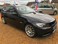 2008 BMW 320 2.0 i I Edition M Sport Touring Full Mot 5 service stamps and invoc