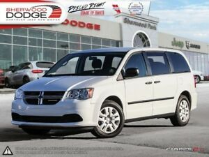 2016 Dodge Grand Caravan SXT  | LOW KM
