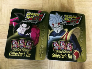 Dragon Ball - Collectors Tins & card game