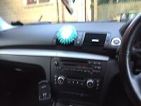 BMW 1 series 118d SE 58 plate 123 k good condition service history any trial