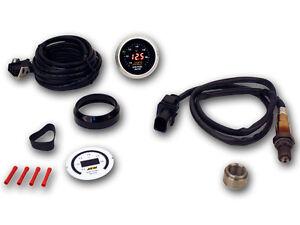 AEM 30-4110 WIDEBAND O2 UEGO CONTROLLER AIR FUEL RATIO GAUGE KIT (Bosch 4.9 LSU)