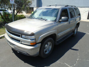 2002 Chevrolet Tahoe LT SUV ***PRICED TO SELL***