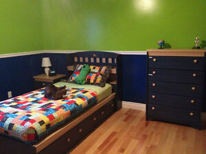 Kids 6pc bedroom set