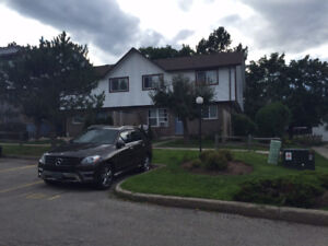 Townhouse near Conestoga College with separate basement