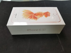available in store Brand new iPhone 6 s sealed
