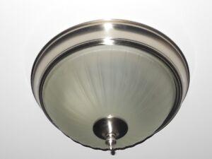 Flushmount Silver Light