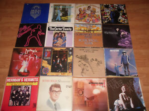 $5 LPs - many new titles added - Tull