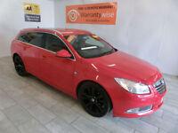 2011 Vauxhall/Opel Insignia 2.0CDTi 16v ( 160PS ) ( Nav ) SRi VX-line Red