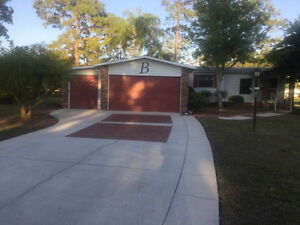 Florida vacation home for rent sept/nov 17 April 18