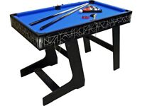 4 in 1 4ft games table