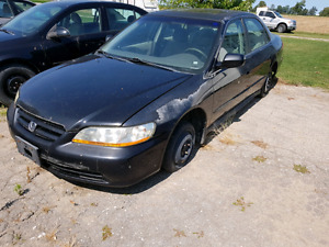 Honda accord parts email with your needs and for prices