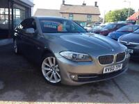 2010 (60) BMW 520 2.0TD AUTO SE **Sat-Nav, Leather ETC** (Finance Available)