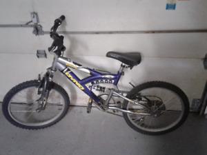 Vélo  pour garçons  18pcs