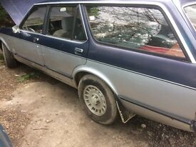 Ford granada mk2 estate 2.8 ghia 1979