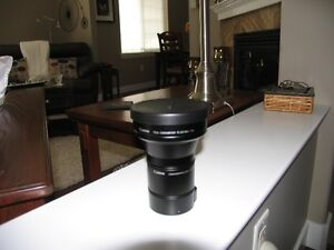 Lens for a Canon Pro 1 Camera