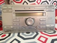 Ford 6000CD radio CD player for s max, galaxy, focus