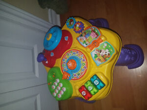 Vtech table (toy)