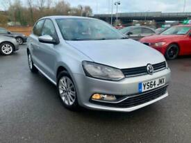 2014 Volkswagen Polo 1.4 TDI SE 5dr HATCHBACK Diesel Manual