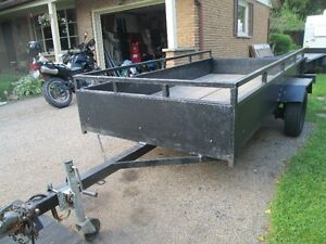 Quality 5 feet by 10 feet Utility Trailer For Sale