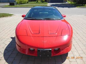 1996 Pontiac Trans Am T-bar Coupe (2 door)