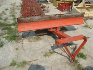 3 POINT HITCH BLADE