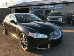 2010 Jaguar XF R Supercharged Sedan - Navigation, camera
