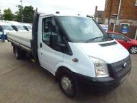 Ford Transit 2.2TDCi ( 125PS ) ( EU5 ) ( RWD ) 350EF 350 EF DRW