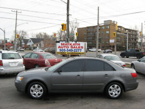 **2009 Hyundai Sonata**  Certified & E-tested