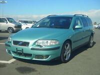 2004 53 VOLVO V70 R AWD 300 BHP