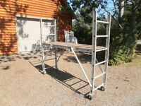 contractors aluminum scaffolding
