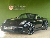 2013 Porsche Boxster 2.7 24V PDK 2d 265 BHP Convertible Petrol Semi Automatic