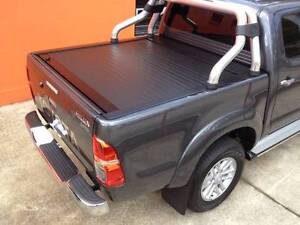 2011-15 hilux roll top lid hard torneau Hornsby Hornsby Area Preview