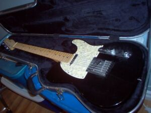 American made Fender telecaster  ......Beautiful !