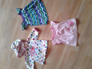 Vêtements bébé fille 3 à 12 mois