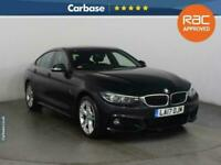 2017 BMW 4 Series 435d xDrive M Sport 5dr Auto [Professional Media] COUPE Diesel