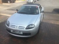 Mgtf 1.6 great runner with leather and piano black hardtop