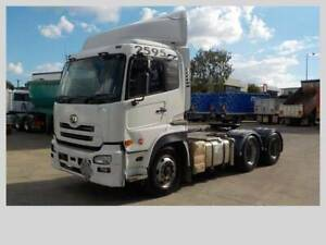 2010 NISSAN GW470 PRIMEMOVER - Finance or Rent-to-Own $343pw* Narre Warren Casey Area Preview