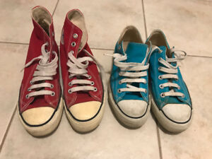 Vintage Converse Sneakers - gently used
