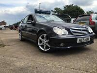 Mercedes-Benz C220 2.1TD auto 2006MY Sport Edition ** 1 owner full history**